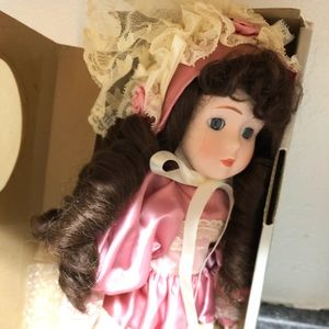 Seymour Mann Antique Porcelain Doll Collection